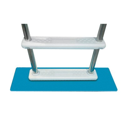 Horizon Ventures In-Pool Ladder Pad 58330 bestway 42 1 07m safety pool ladder specially designed ladder for above ground swimming pool of height 1m pool staircse