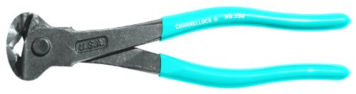 Channellock 358 8-Inch End Cutting Plier