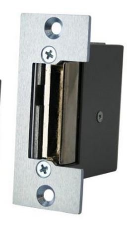 Electric Door Strike Remote Unlock Mechanism for Security Alarms, Keypad Entry, & Audio Video Door Phone Intercom Systems (12V DC) (Door Entry System compare prices)