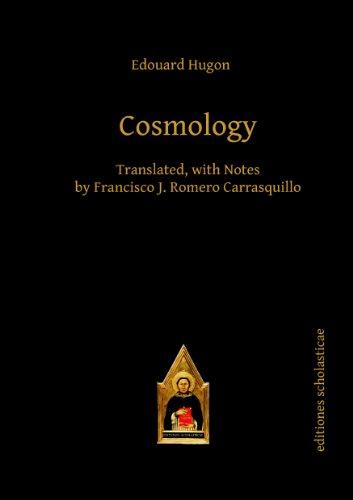 Cosmology (Editiones Scholasticae)