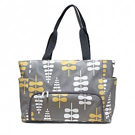 Nurse Purse Breast Pump Bag - Fern