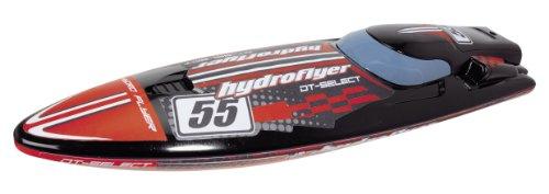 Dickie Spielzeug 201119410 - RC Boot Hydroflyer, Ready to Run, 2-Kanal Funkfernsteuerung, 48 cm, rot/weiߟ