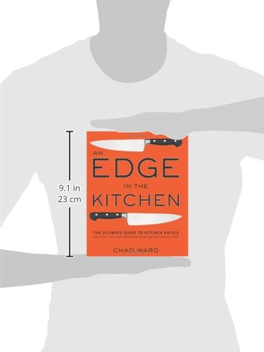 an edge in the kitchen the ultimate guide to kitchen