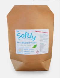 Softly Eco Laundry Soap Powder for Softened Water