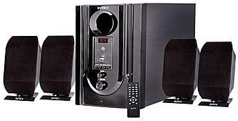 Intex COMPUTER Multimedia SPEAKER IT-301 N FMU / IT-301 N FMU OS