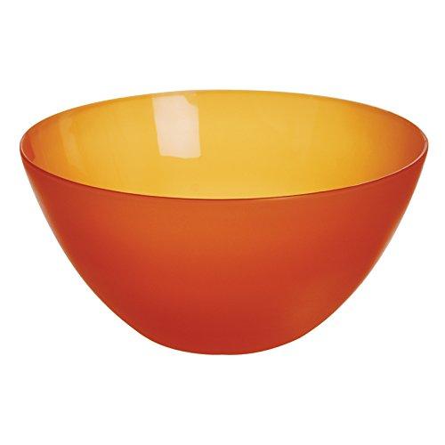 Excelsa Rainbow Insalatiera, 21.0 cm, Arancione