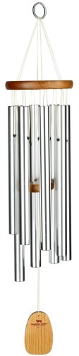 Woodstock Inspirational Gregorian Chimes, Alto- Silver