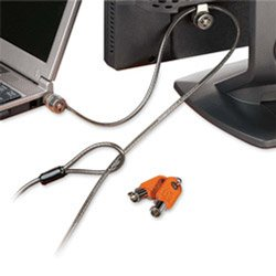 Kensington MicroSaver Twin Lock for Notebook Computers, Monitors  K64025F