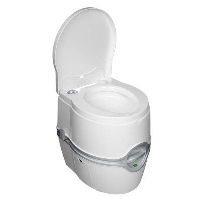 Amrt-92360 * Thetford Curve Porta Potti Toilet (Shipping Restrictions: Ground Only To Contiguous 48 States)