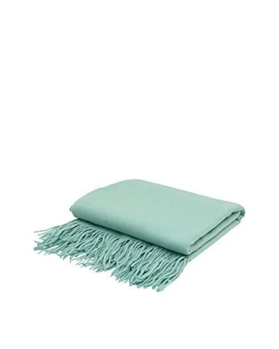 PÜR Cashmere Signature Blend Throw, Aquarelle