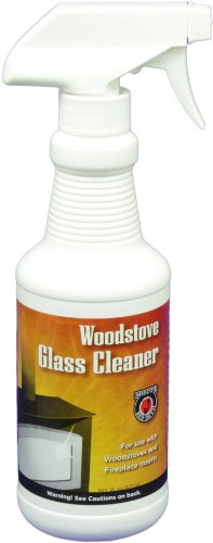 Meeco'S Red Devil 701 Woodstove Glass Cleaner