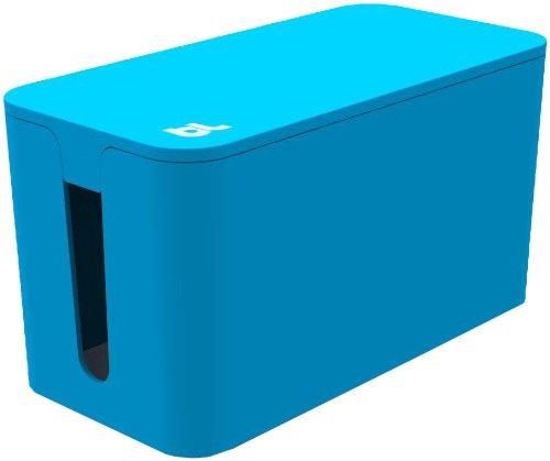 Bluelounge CableBox Range-câbles Bleu