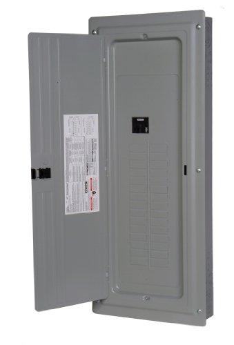 Siemens 40 Space, 40, Circuit, 200 Amp, Main Breaker, Indoor Load Center, Copper Bus Bars
