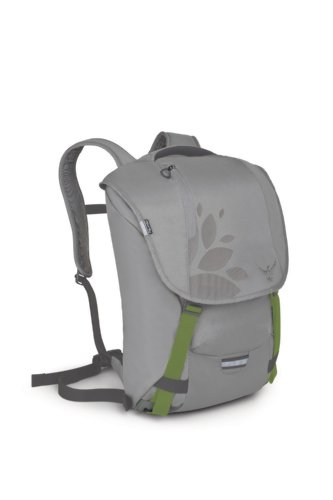 B006P55X3S Osprey FlapJill Women's Backpack (Large, Silver Grey)