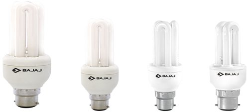 Bajaj BHKB EL 11W CFL Bulbs (Pack of 4) Image