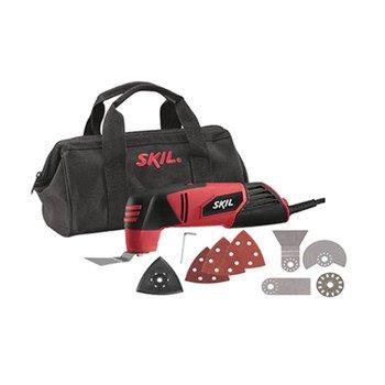 SKIL 1400-02 120-Volt 2.0 Amp Oscillating Kit, Red