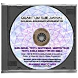 BMV Quantum Subliminal CD Teeth Whitening: Whiten your Teeth for a Bright White Smile (Ultrasonic Subliminal Series)