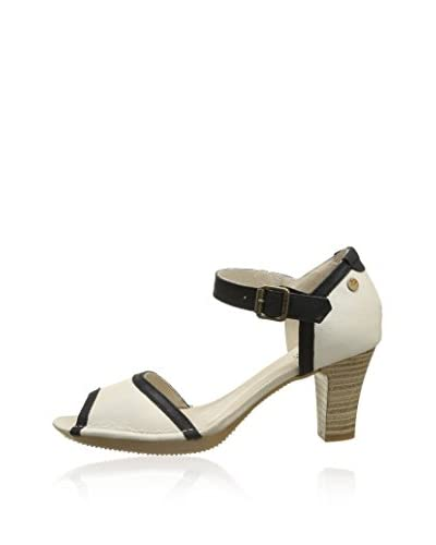 Buggy Shoes Sandalo Con Tacco [Beige]