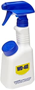 WD-40 10000 Empty Plastic Spray Applicator, 1 Pint (Pack of 1)
