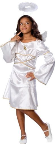 Rubies Halloween Child Bratz Angel Costume Small 3-4 White