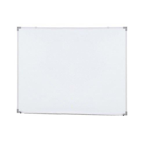 KILAT 軽量 ホワイトボード(W1200×H900mm)無地・壁掛け用 トレー付