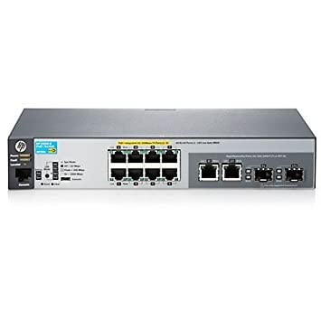 Hewlett Packard Enterprise 2530-8-PoE+ Switch **New Retail**, J9780A#ABB (**New Retail**)