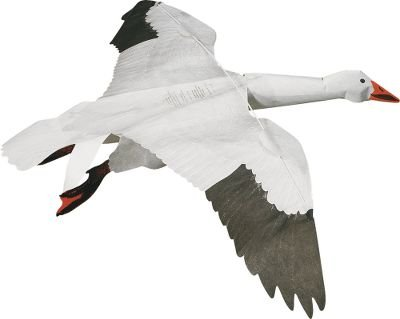 Jackite Snow Goose - Assembled