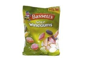 Bassett's Sour Winegums