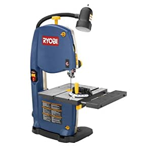 factory reconditioned ryobi zrbs903 2 5 amp 9 in band saw. Black Bedroom Furniture Sets. Home Design Ideas