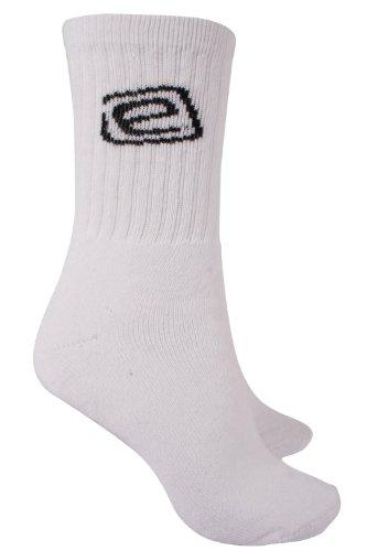 Mountain Warehouse Classic Cotton Blend Sport Socks Tennis Gym Sports Sock 4 Pair Multi Pack