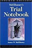 McElhaney's Trial Notebook 4th (forth) edition Text Only