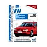 REPARATUR ANLEITUNG - 222.29.66 - VW BORA /VW GOLF 4 1.4+1.6 BENZIN -- Reparaturanleitung - siehe Text - ab 1999 - 1227 -