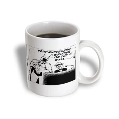 Batman And Stevie Wonder Duet Mug