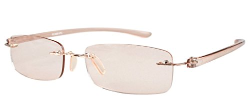 UV Protection,Anti Glare/Blue Rays,Scratch Resistant Lens Computer Glasses