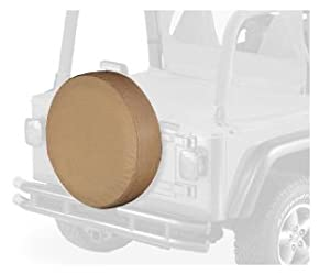 Bestop 61030-37 Spice Large Tire Cover for tires 30″ diameter, 10″ deep