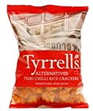 Tyrrells Thai Chilli Rice Crackers 150 g x 1