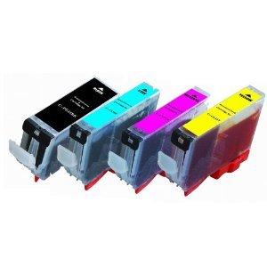 8 Pack (2BK/2C/2M/2Y) ink for Canon i560 BCI-3e Pixma iP3000 i550 i850 S400 S450 S500 S520 S530D S600 S630 S750 MultiPass F30 F50 F60 F80 MP700 MP730