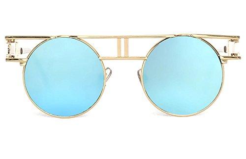 kissing-u-gothique-punk-deux-barres-creux-metal-cadre-reflechissant-lunettes-de-soleil-des-lunettes-