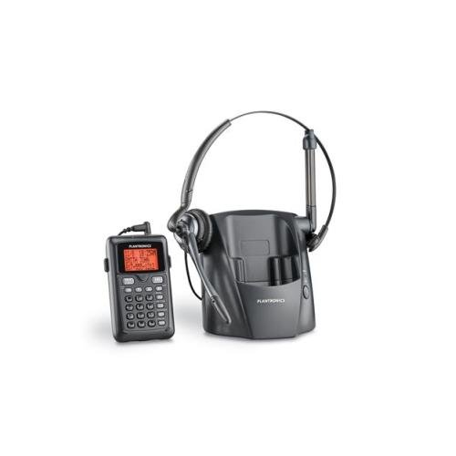 Plantronics Pl-Ct14 80057-01 Cordless Phone With Headset front-173656