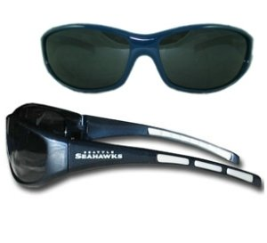 Seattle Seahawks Sunglasses by Hall of Fame Memorabilia