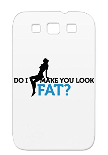 Tpu L Obsit Lgant Jolie Funny Fitness Frache Maigre Gras Les Vtements Drle Office Humor Chaud Femmes Filles Artpolitic Robe Jupe Case Cover For Sumsang Galaxy S3 Navy Do I Make You Look Fat Dd front-215033
