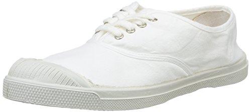 Bensimon  Tennis,  Sneaker donna Bianco Blanc (Blanc 101) 39