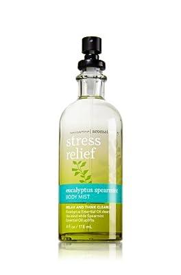 Bath and Body Works Aromatherapy Eucalyptus Spearmint Body Mist