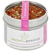 Bruschetta Gewürzzubereitung, 45g von Zauber der Gewürze GmbH - Gewürze Shop