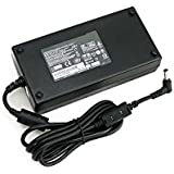 iGuerburn 180W AC Aadapter for Gigabyte P35W v2, Aorus X7 v2, ADP-180MB H 19.5V 9.23A Laptop Power Transformer, Battery Charger, Power Supply with Power cord