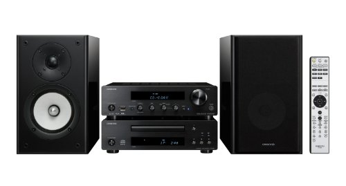 Review and Buying Guide of Buying Guide of Onkyo CS-1045DAB (BB) Black Component Mini Hi Fi System