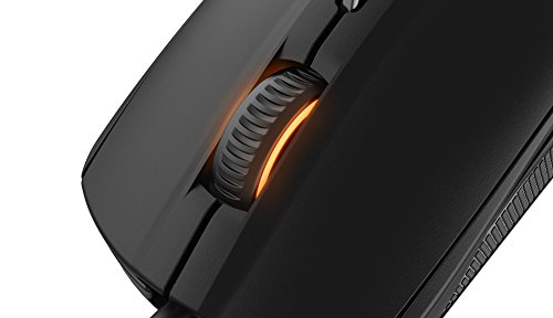 【国内正規品】光学式 ゲーミングマウス SteelSeries Rival 100 62341 右利き用