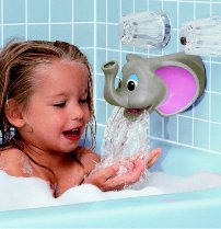 Kel-Gar Kel Gar Tubbly Elephant Bubble Bath Dispenser