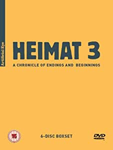 Heimat 3 - A Chronicle Of Endings And Beginnings [2005] [DVD]
