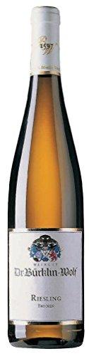 Weingut Dr.Bürklin-Wolf - Bio Riesling Weißwein trocken 12,5% Vol. - 0,75l
